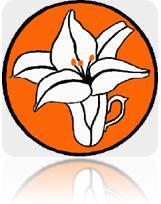 logo Čajovňa Biela ľalia